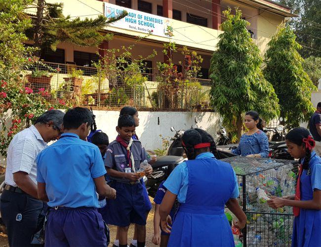 Goa schools to teach civic sense as subject