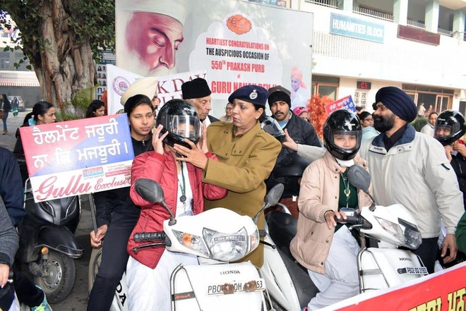 Amritsar observes National Road Safety Week