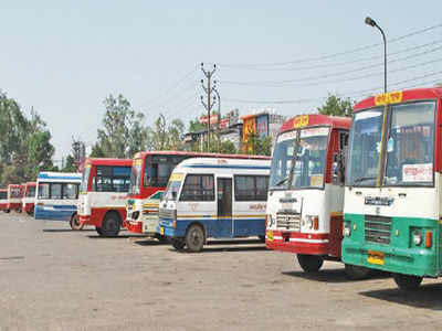 CCTVs, mobile apps to monitor cleanliness in UPSRTC buses