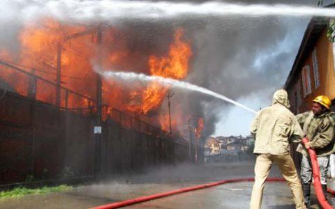 Srinagar Smart City to upgrade firefighting infra