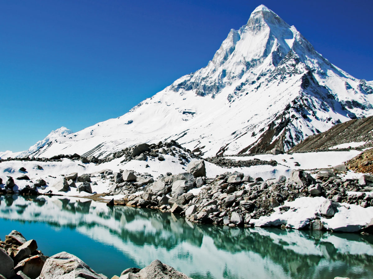 Black carbon melting Gangotri faster: Study