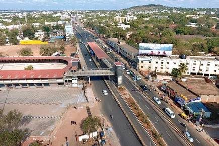 Hubballi-Dharwad BRTS system up and running