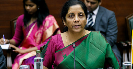 States can now use DMF funds for relief during coronavirus: Sitharaman