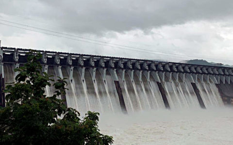 Water stock in Maharashtra's dams up two-fold since last year