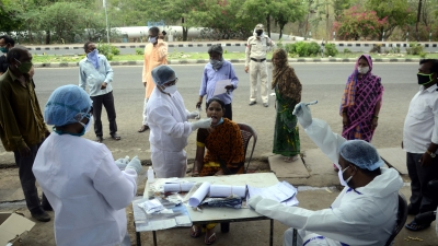 MP begins to check patients at district level