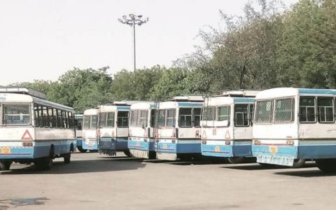 Haryana first state to resume bus service