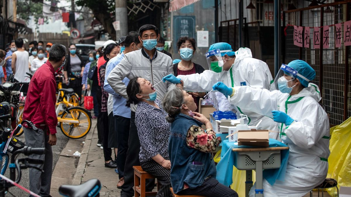 Wuhan tests over 7 million as fear of second wave of virus grows in China