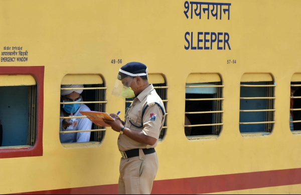 80 deaths reported from Shramik Trains