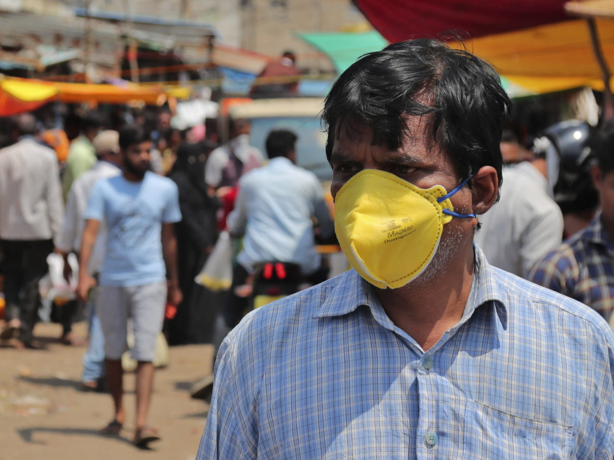 India becomes the most Covid-19 infected Asian country