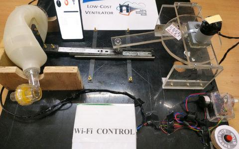 IIT-Mandi scholars develop portable low cost ventilators