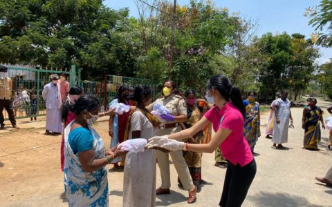 NGOs support women's sanitary needs during pandemic
