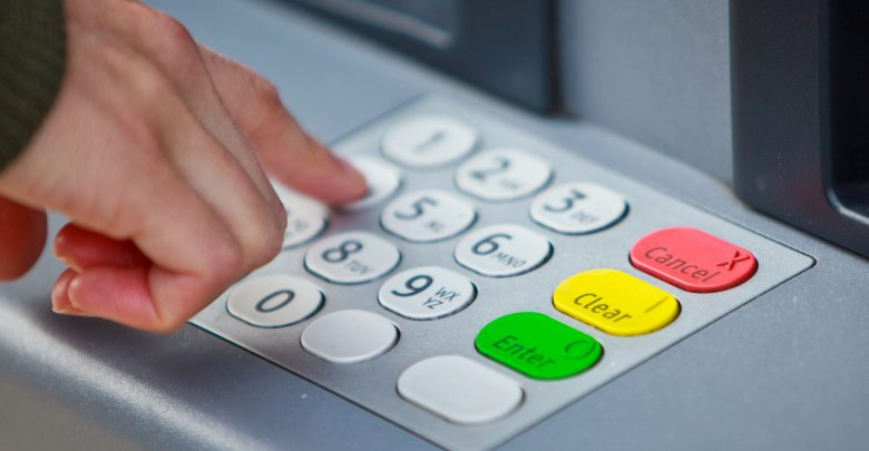 Use paper slips at ATMs and billing counter