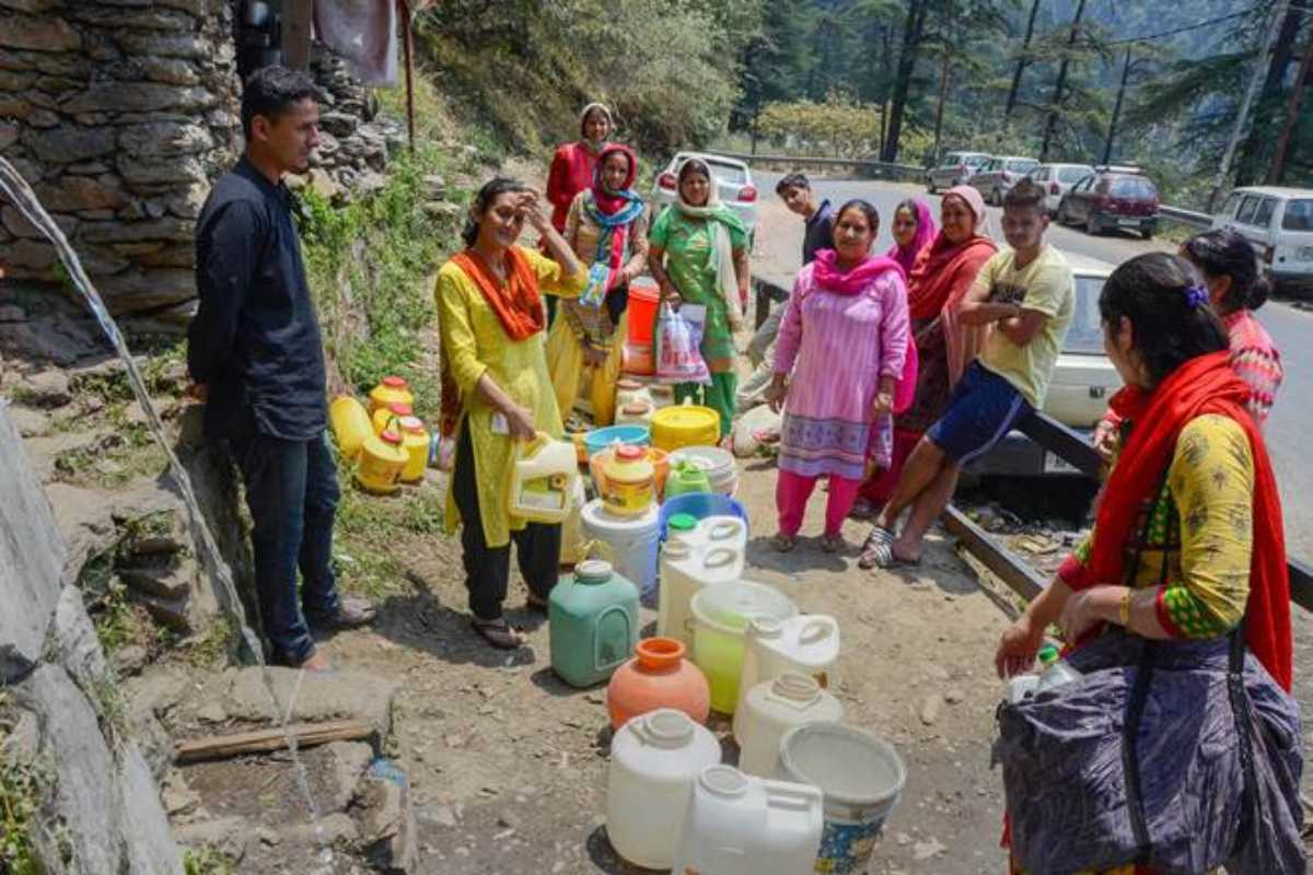HP addresses water shortage in drought-prone areas