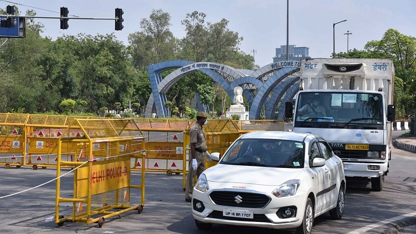 Delhi borders to remain seal for a week