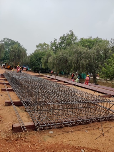 DMRC begins construction of underground section of Phase 4