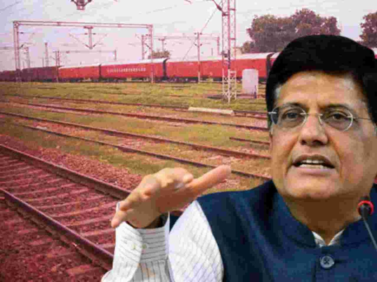 Indian railways aims to reduce carbon emissions to zero by 2030: Piyush Goyal