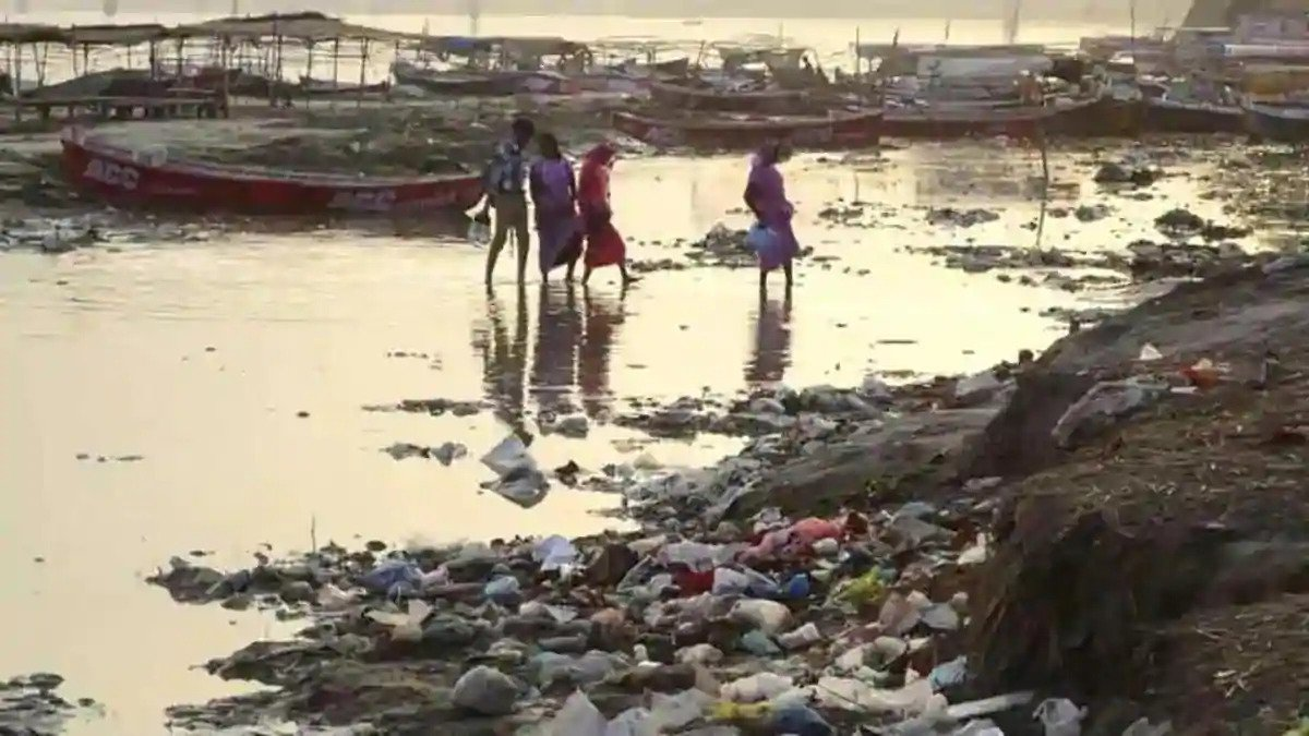 Pollution in Ganga: NGT urges UP Jal Nigam to complete sewer work expeditiously