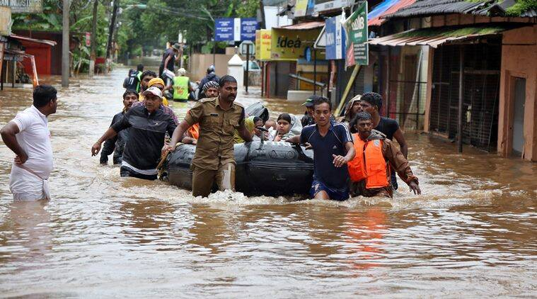 Floods hit various states in India as monsoon continues