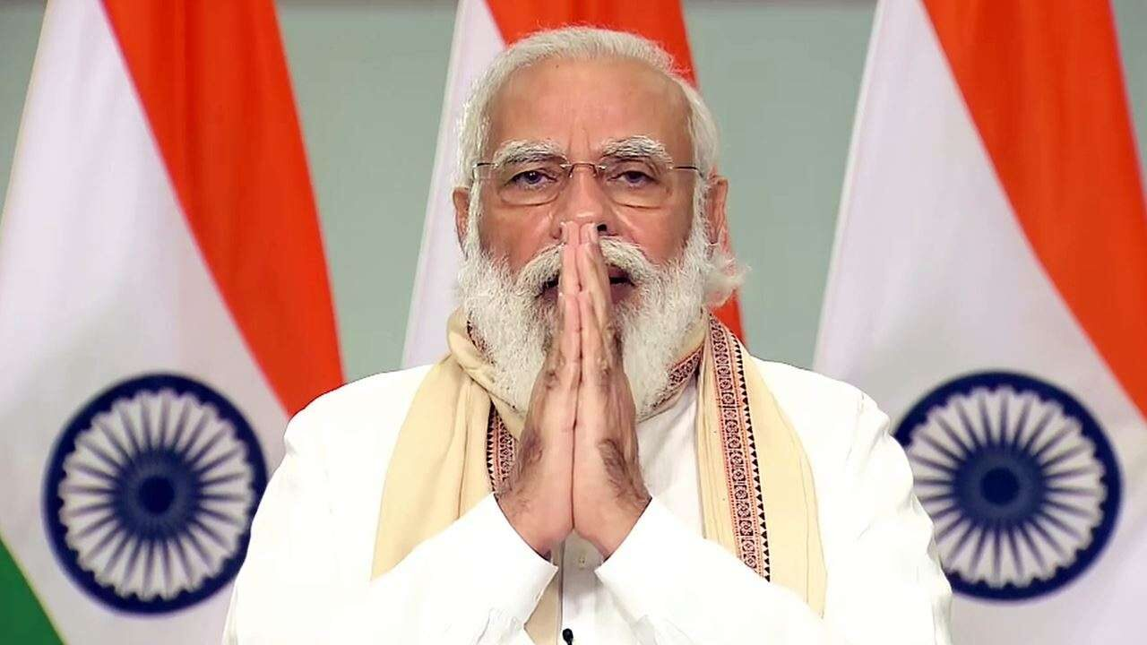 Foundation stone of 9 highway projects laid by PM Modi in Bihar