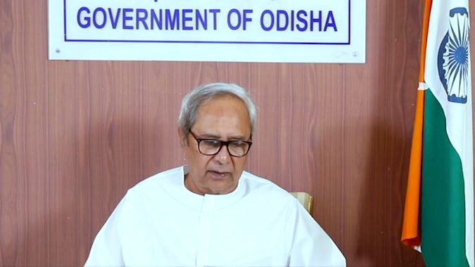 Odisha CM Patnaik Launches 2 Citizen Centric Apps on Local Self Government Day