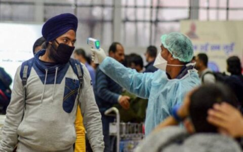 Active cases of COVID in India crossed 10-lakh mark