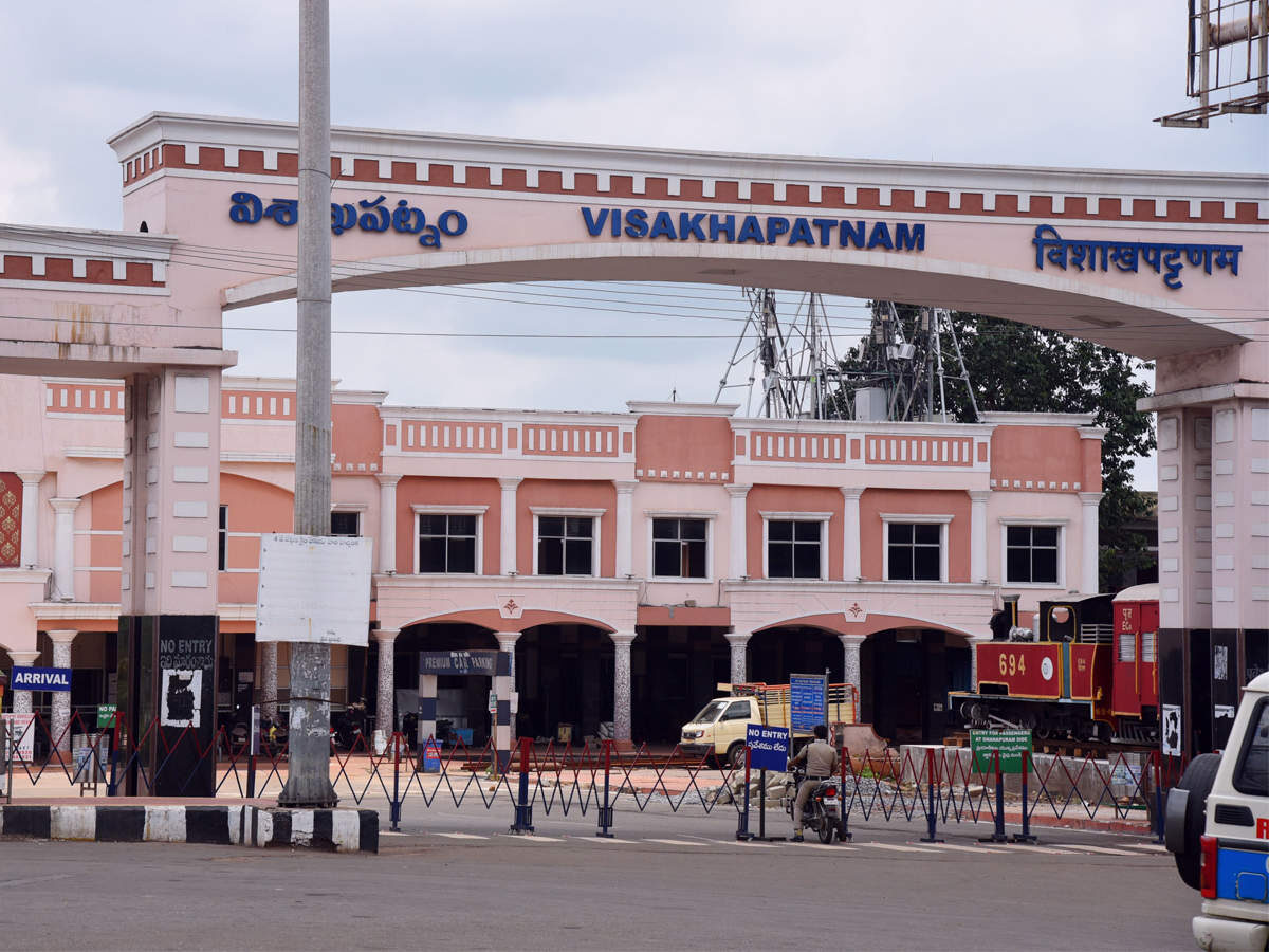 IGBC gives Platinum rating to Visakhapatnam railway station, third in the country