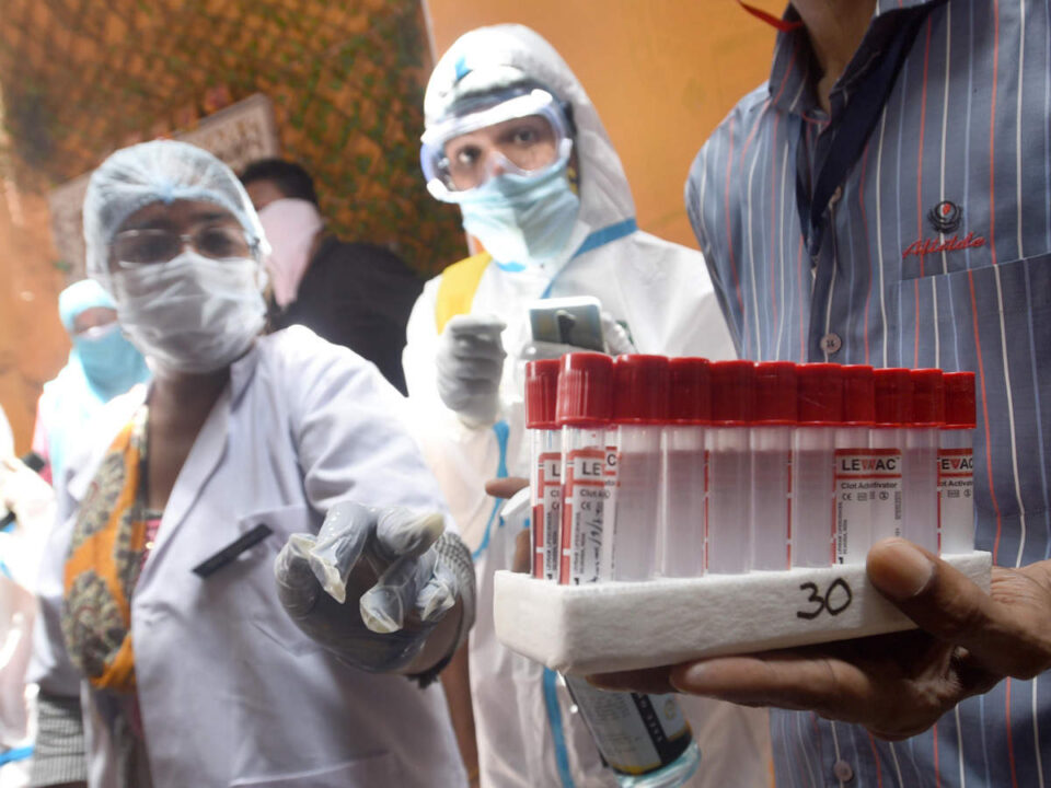 Delhi starts next phase of sero-prevalence studies