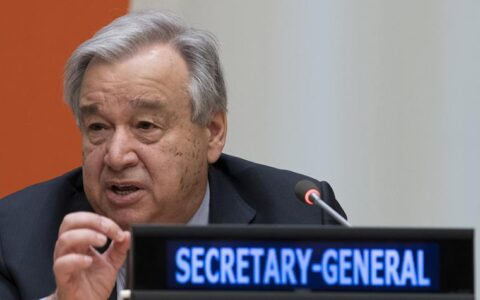 Extra efforts required to address global fragilities exposed by COVID: UN Secy General