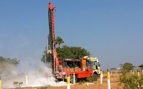Telangana sees an increase in the level of groundwater