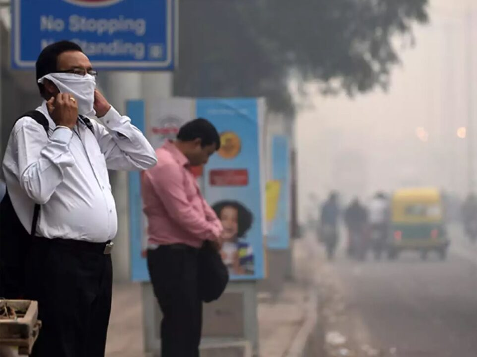 16.7 lakh people died due to exposure to air pollution in India