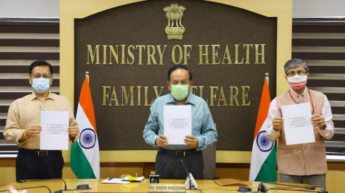 Health Minister releases protocol to combat COVID at home