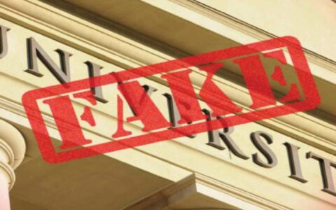 UGC declares 24 Universities fake across the country