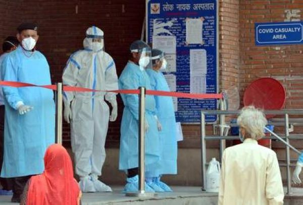 After COVID-19 cases soar, Centre dashes teams to 5 states