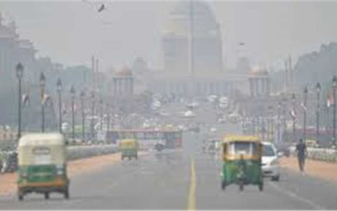 CPCB alarms Delhi government of pollution during winter season