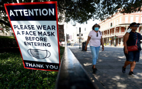 American public can avoid 130,000 casualties by using face masks