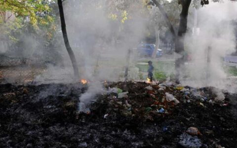 Gurugram residents ask for prohibition on open waste burning