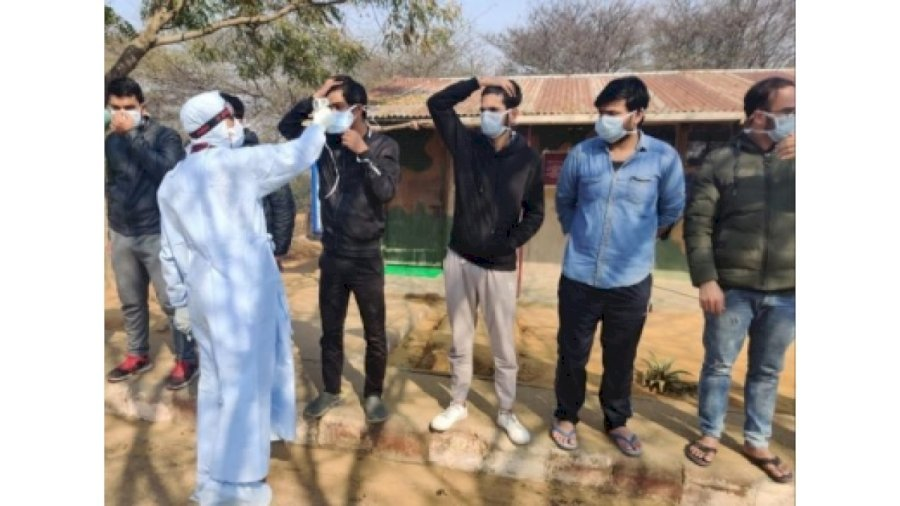 No COVID-19 death in Haryana after over four months