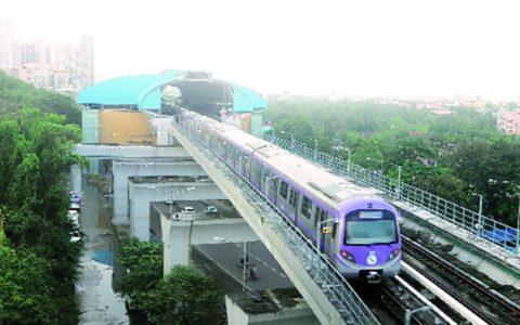 Piyush Goyal inaugurates Phoolbagan station to augment city's development