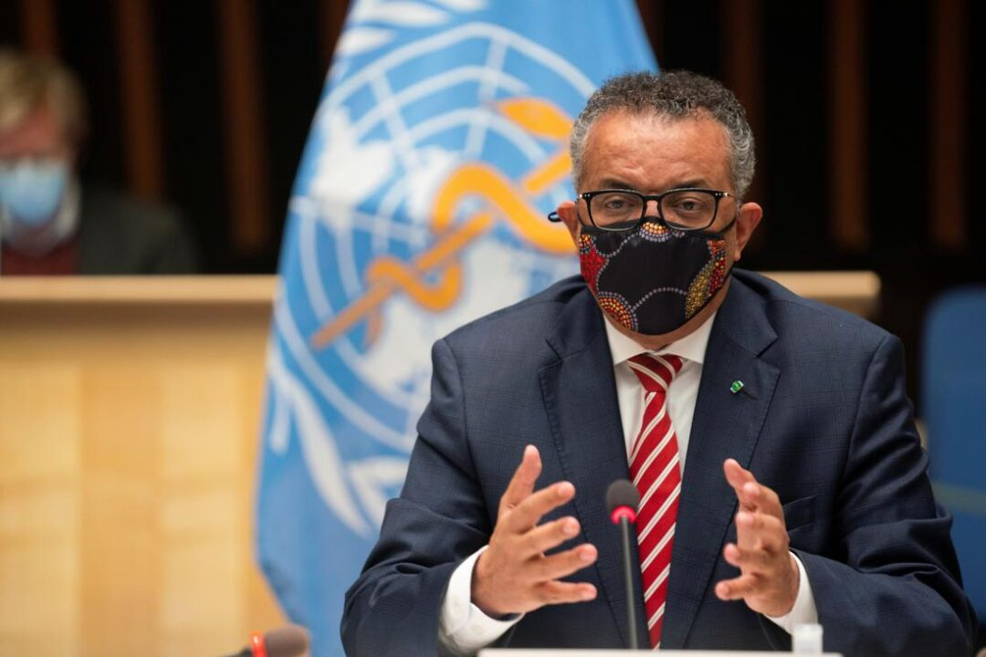 Strict use of right tools can help in overcoming pandemic quickly: WHO Chief