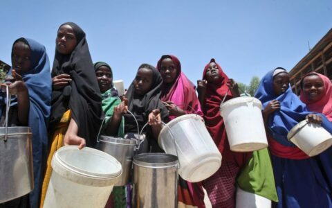 Famines of biblical proportions around the world likely in 2021: WFP