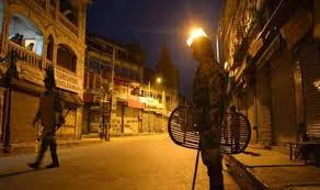 Night curfew in Gujarat after 57 hours curfew in Ahmedabad