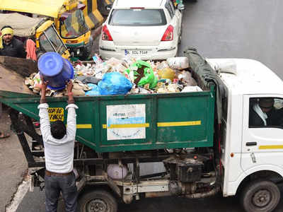 Noida to collect only segregated waste to improve Swachta ranking