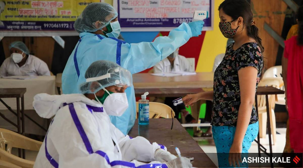 India observes 30% decline in COVID-19 cases in October