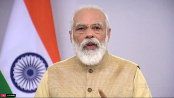 PM discusses COVID-19 vaccine distribution strategies with states