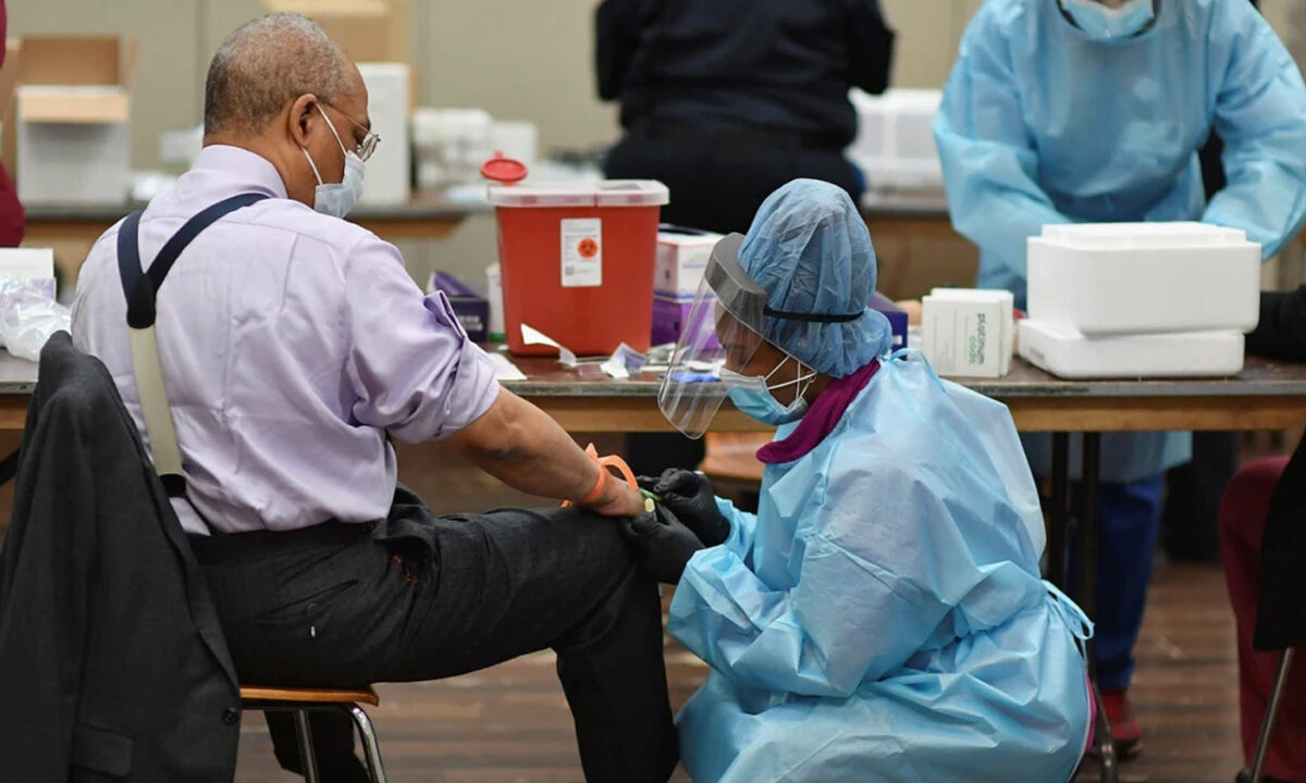 USA reports record-high 1 lakh COVID-19 cases in a single day