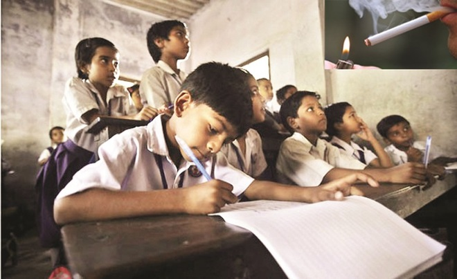 Smartphones distributed among Delhi students to access online classes