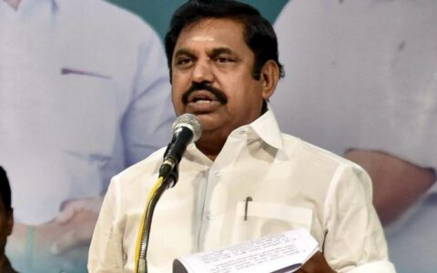 CM Palaniswami to lay foundation for water projects