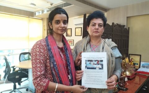 Telangana gets a fully operational Women's Commission