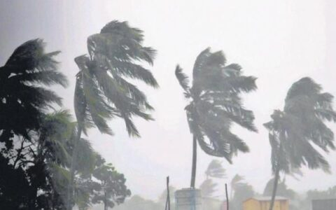 Kerala on high alert as Cyclone Beruvi hits Tamil Nadu on Friday