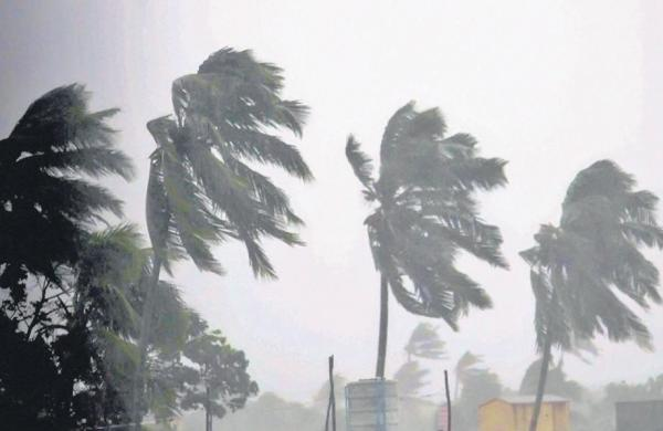 Kerala on high alert as Cyclone Beruvi hits Tamil Nadu on Friday